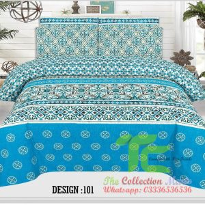 Gul Ahmed bed sheets