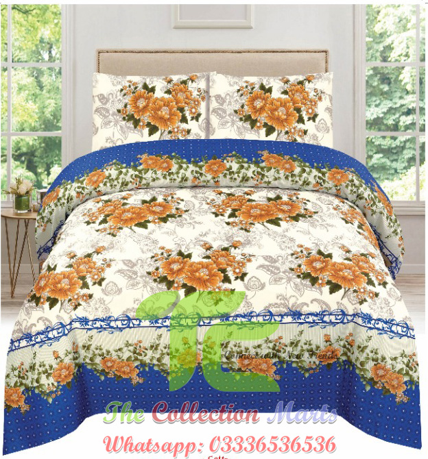 heavy bed sheets