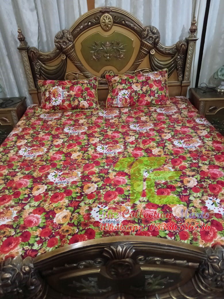 fitted bed sheets sale