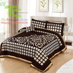 bed sheet design bridal