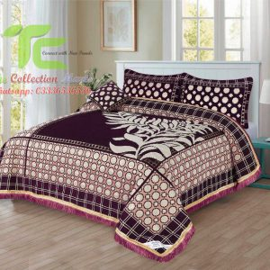 dulhan set bed sheet