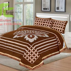 wedding bed sheet set with price