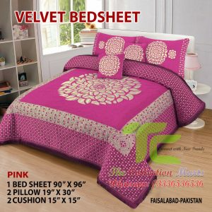 bridal bed sheet set