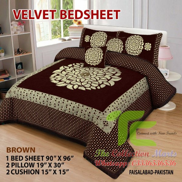 fancy bed sheets designs