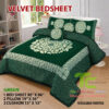 bridal bed sheet with price