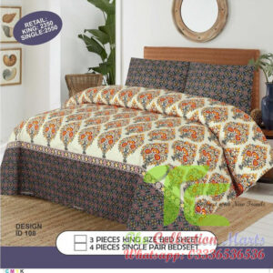 poly cotton bed sheets online
