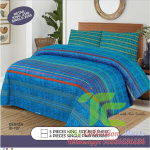 handloom cotton bed sheets online