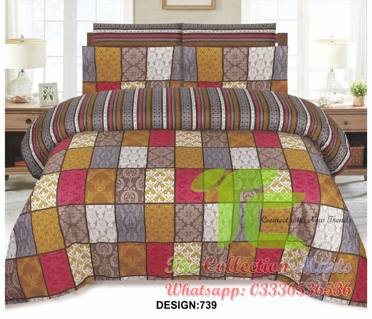 down comforter percale