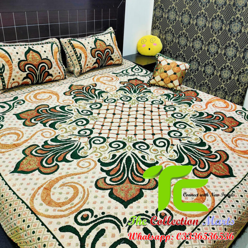 bridal bed sheet set with price