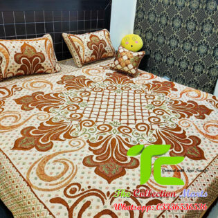 bridal bed sheet design with price